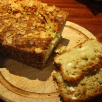 Courgette, Lemon Thyme and Feta Loaf