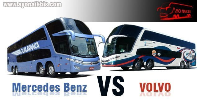 MB VS Volvo 8x2