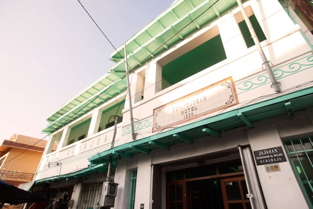 Hotel Kemadjoean Kampung Arab Surabaya