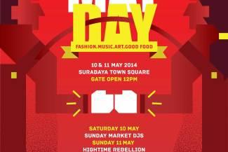 Sunday Market May Day