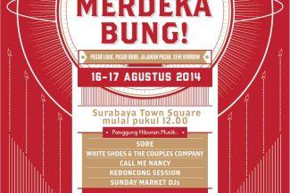 Sunday Market Merdeka Bung