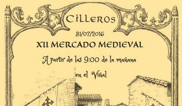 XII Mercado Medieval de Cilleros
