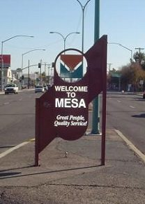 Welcome to Mesa.