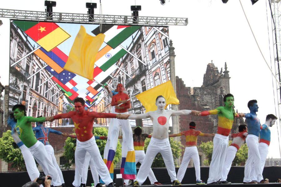 Resultado de imagen para Feria de las culturas amigas