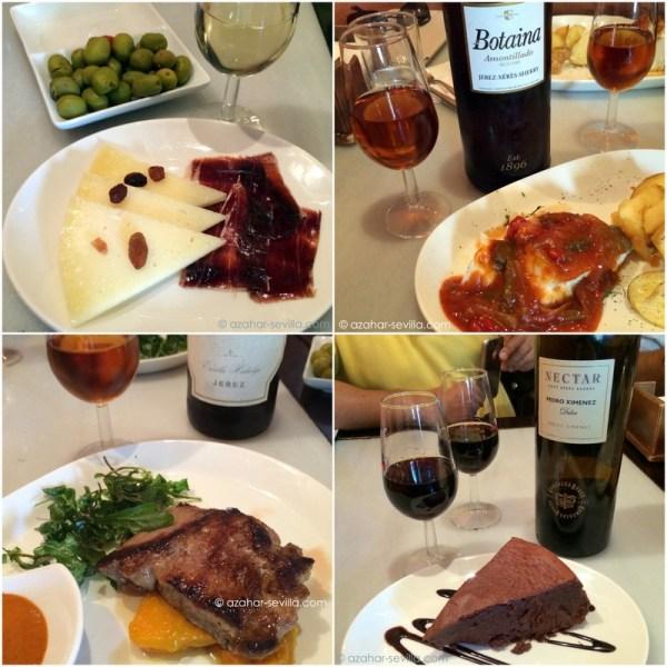 sherry week vineria