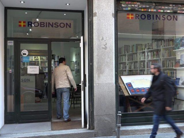 Librería Robinson presenta: La noche que ardió el Maine
