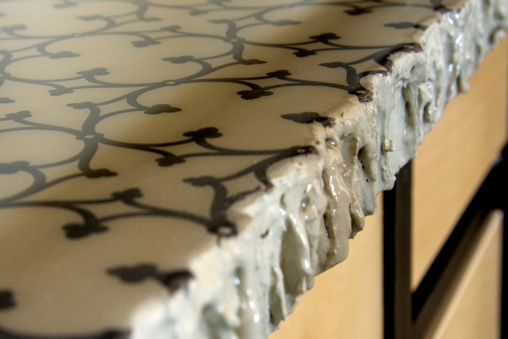 counter intelligence kitchen countertop material Custom counter top 3
