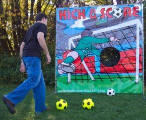 Soccer Frame Game ($50/day)