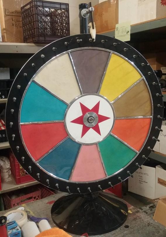 """30"""" Color Wheel - $60"""