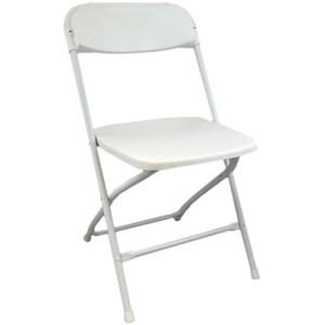 Folding Chairs - $1.00