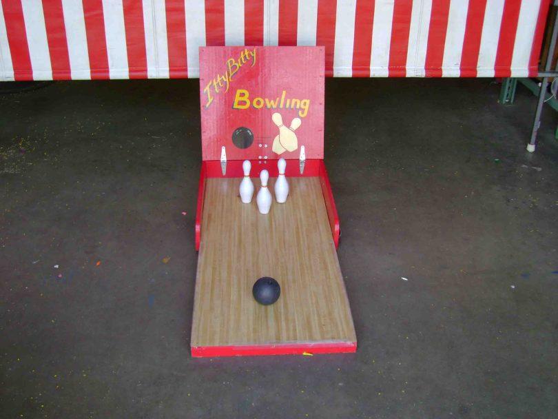 Itty Bitty Bowling
