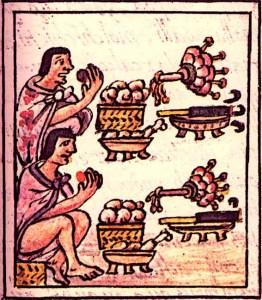 Aztec Daily Life Aztec Feast