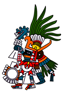 Aztec-Humming-Bird-God-Huitzilopochtli