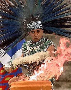 Aztec Priests