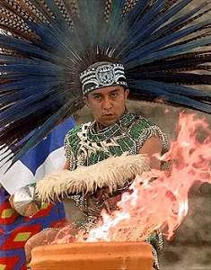 Aztec-Priests