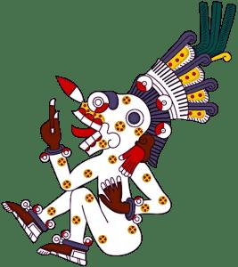 Mictlantecuhtli-Aztec-Gods