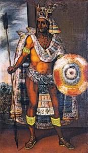Moctezuma I Aztec Emperor