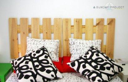 Ideas para decorar con palets sillones puff - Como hacer un parque infantil ...