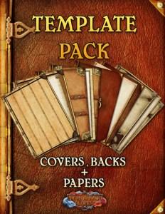 Template Pack # 3 Desert