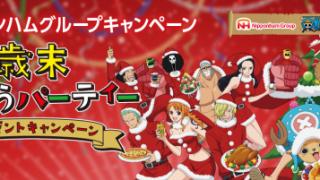 2017/12/31日本ハム 歳末ごちそうパーティー プレゼントキャンペーン