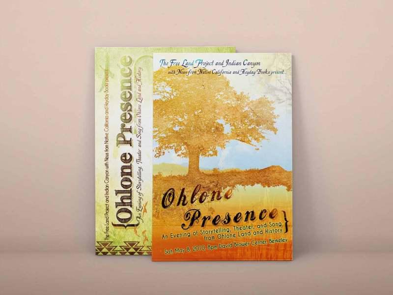 Ohlone-Presence-Flyer-Azulan-Design-Sacha-Webley