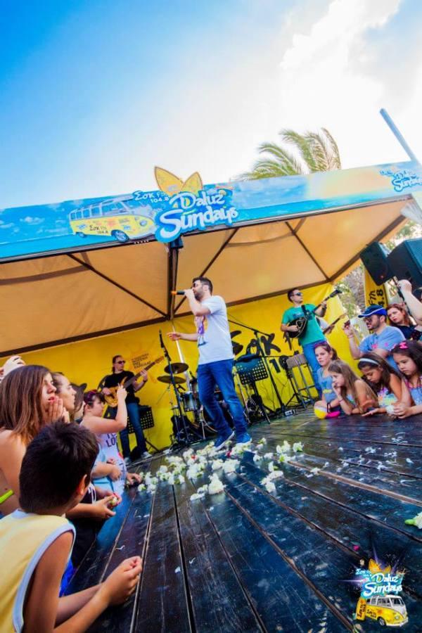 Giannias - Sok FM Summer Campaign 2014