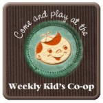 The Weekly Kids Co-Op at B-Inspired Mama