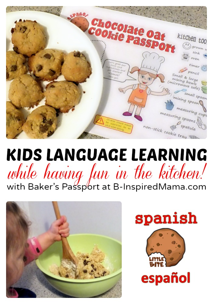 Get Cookin' for Some Kids Language Learning FUN
