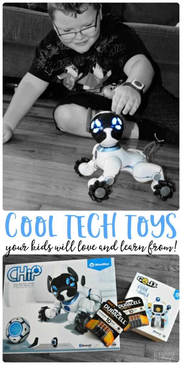 2 Cool Toys Your High-Tech Kids will Love and Learn From