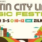 Austin City Limits Festival 2014 Lineup Announced