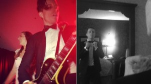 Shaun White Band at Prom