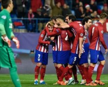 Video: Atletico Madrid vs Espanyol