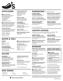 Breathtaking Miami Chili S Drink Menu Tito S Chili S Bar Drink Menu Mia Menu Too Menu