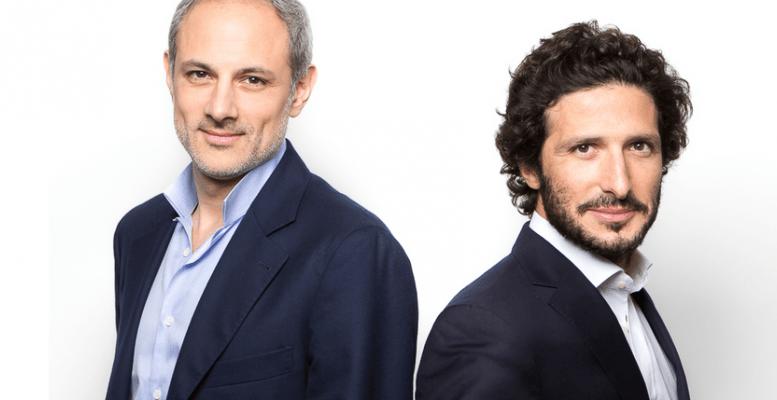 Mirakl-Gründer Adrien Nussenbaum und Philippe Corrot