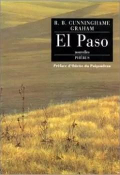 Livres Couvertures de El Paso