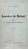 Geneviève de Brabant dans la littérature allemande