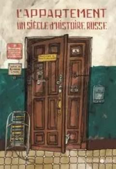 Livres Couvertures de L'appartement. Un siècle d'histoire russe