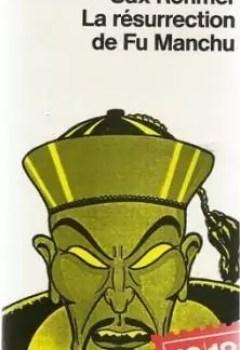 Livres Couvertures de La résurrection de Fu Manchu