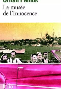 Livres Couvertures de Le musée de l'Innocence