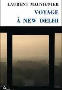 Livres Couvertures de Voyage à New Delhi