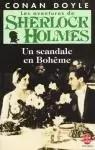 Sherlock Holmes : Un scandale en bohême suivi de trois  autres récits