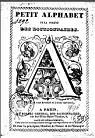 Petit alphabet de la société des dictionnaires