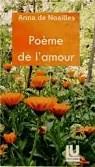 Poème de l'amour