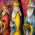 Three Kings Celebration at Disney California Adventure at the Disneyland Resort.