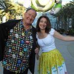 John Lasseter at the Disney D23 Expo