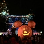Mickey's Halloween Party at Disneyland 2015