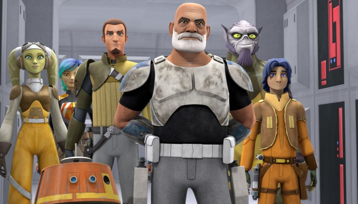 The Force is with Star Wars Rebels Season Two