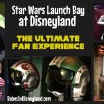 Star Wars Launch Bay at Disneyland