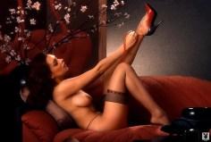 Playboy Playmate Liz Glazowski