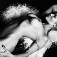 Pamela Anderson all naked for Purple Magazine